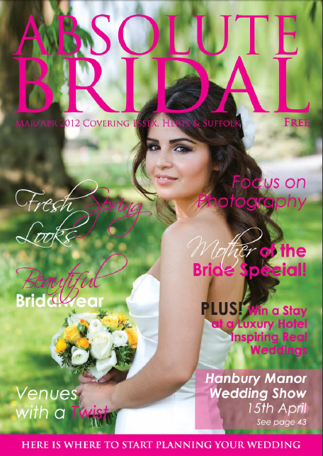 Download Absolute Bridal Magazine Issue 3