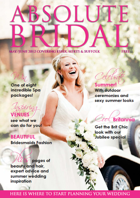 Download Absolute Bridal Magazine Issue 4